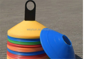 Outdoor Sport Football Soccer Rugby Speed Training Disc Cone Track Space Marker Inline Skating Cross Speed Training