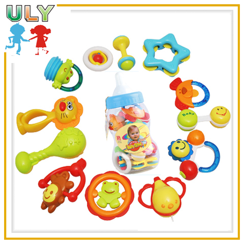 R C Infared Plastic Baby Mobile Color Bed Bell Baby Crib