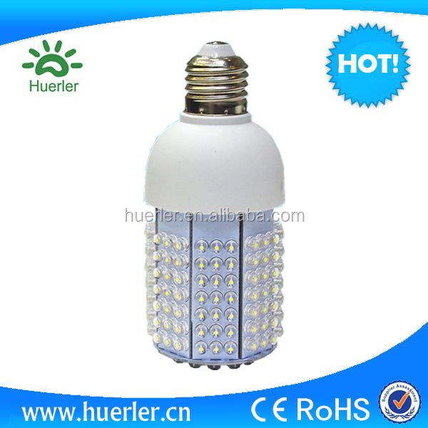 Solar christmas gift 10w 12v dc led light bulb 201 5mm dip led corn light led the lamp