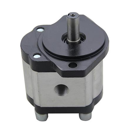 casting iron kayaba hydraulic gear pump supplier