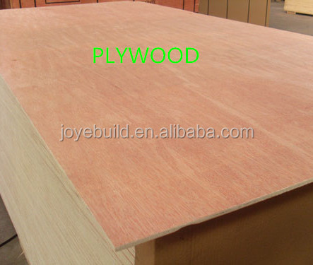 2.5mm to 30mm Commercial Plywood