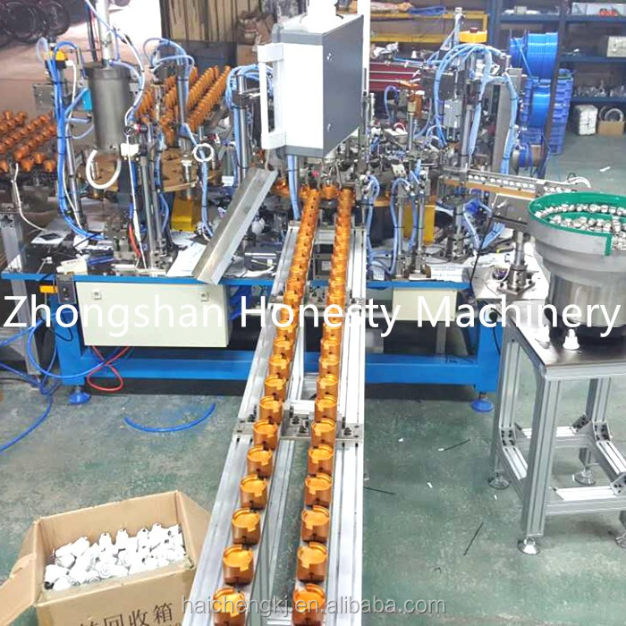 fully automatic led bulb / mobile phone / tablet PC assembly line