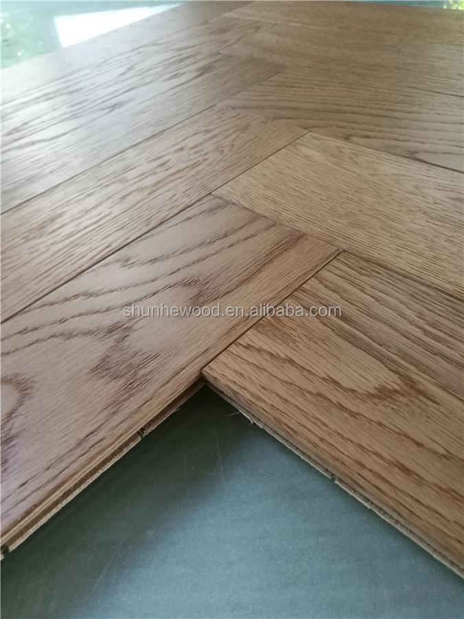 נפלאות ריצוף פרקט עץ עץ אלון כיתה בחר מוברש מחירים סיטונאיים זולים צבע ZM-25