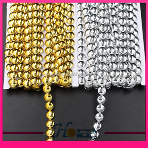 Fashion cheap decorative trim plastic shiny plastic trimming for clothes and shoes