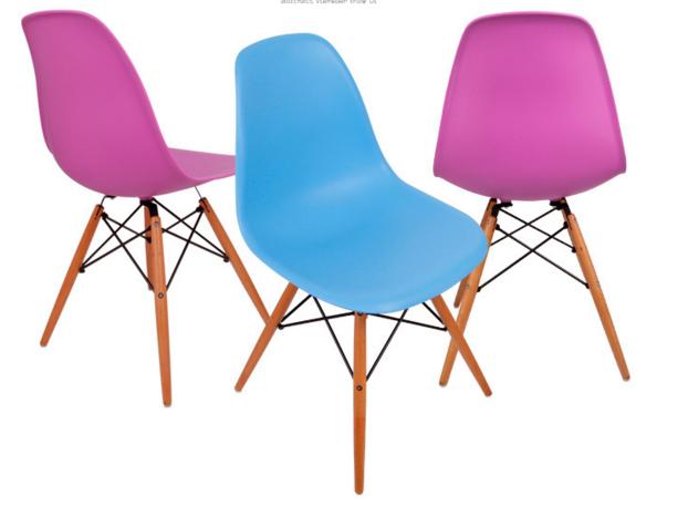Kleurrijke goedkope moderne pp abs designer houten armsteun plastic stoelen eetkamerstoelen - Houten plastic stoel ...
