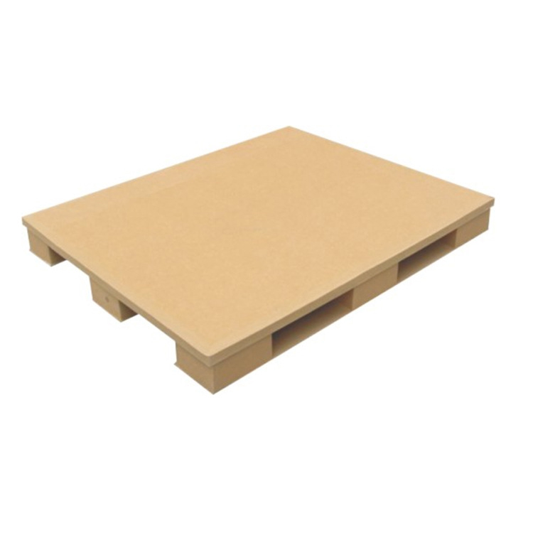 one way paper pallet for cargo transportation