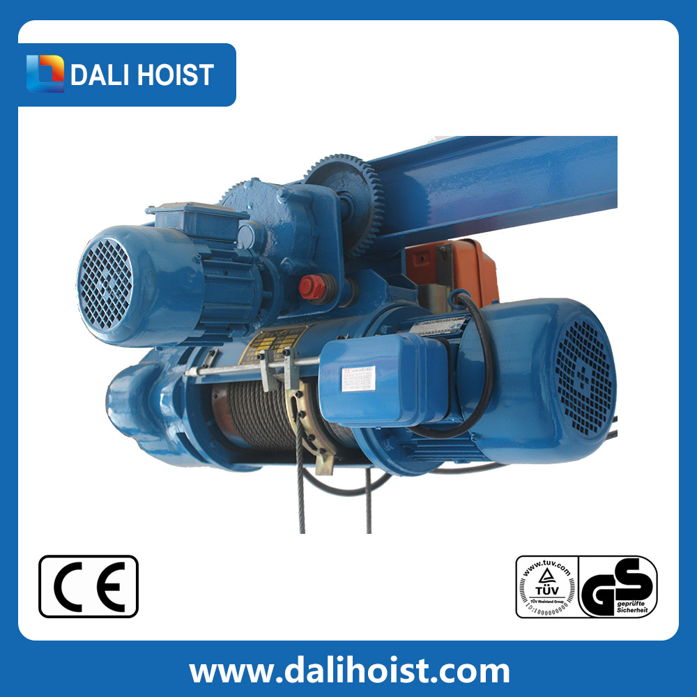 Electric Wire Rope Hoist For Flat Sluice Gate Hoisting And Lowering ...