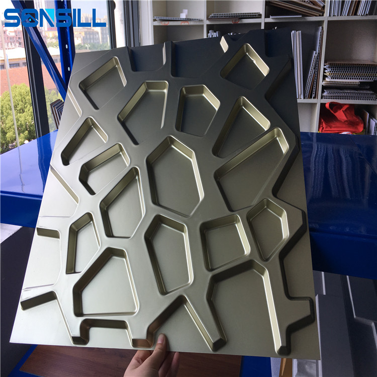 Modern decorative pvc wall decor <strong>panels</strong> <strong>3d</strong> (500*500mm)