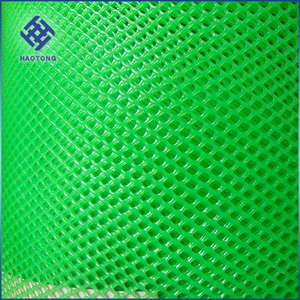 Factory price plastic polypropylene extruded bi-oriented square mesh anti mole net/ mole control netting