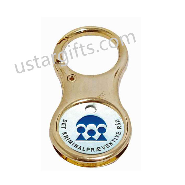 Royal soft enamel caddy coins / special offer keychains