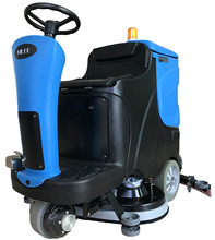 MLEE850BT Rit Op Interieur Floor Cleaning Machines Water <span class=keywords><strong>Tank</strong></span> Spin Dual-Borstel Vloer <span class=keywords><strong>Scrubber</strong></span> Polijstmachine