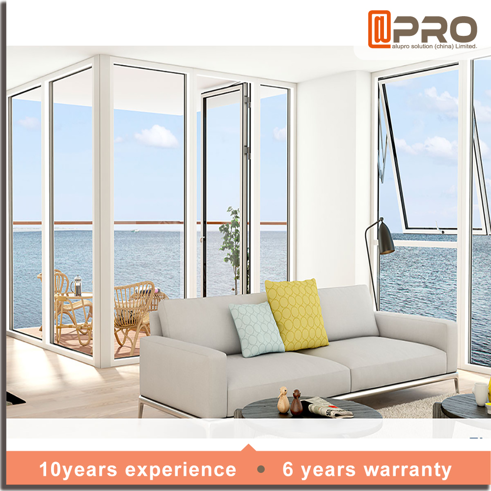 China supplier standard size designs pictures aluminum doors and windows