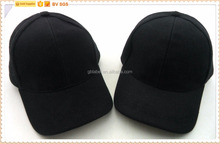 Encargo al por mayor logo bordado 6 panel negro gorra de béisbol <span class=keywords><strong>flexfit</strong></span>