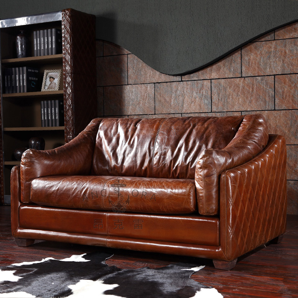Recreation Club Used Vintage Cow Leather Models Classic ...