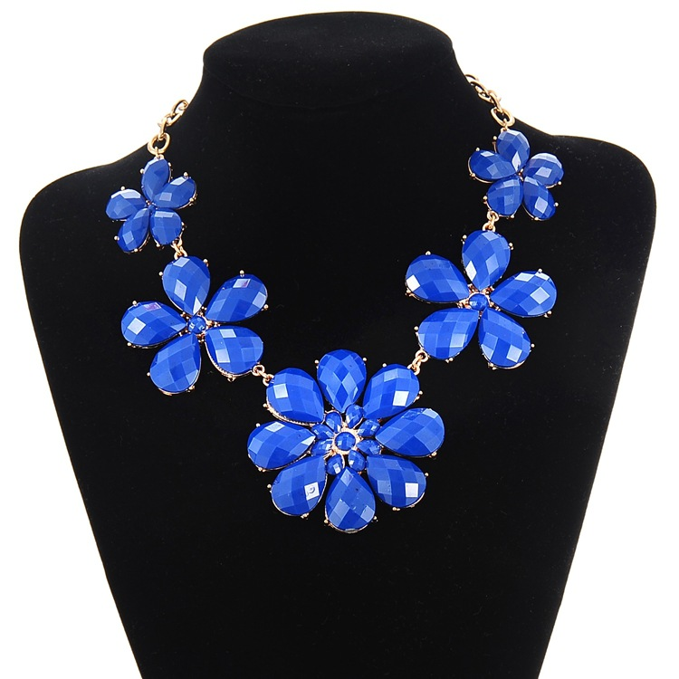 beautiful bead necklace women latest design beads necklace, View ...