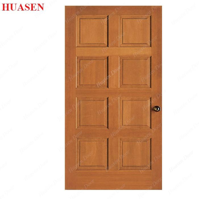 8 Panel Leaf Plywoood Interior Door