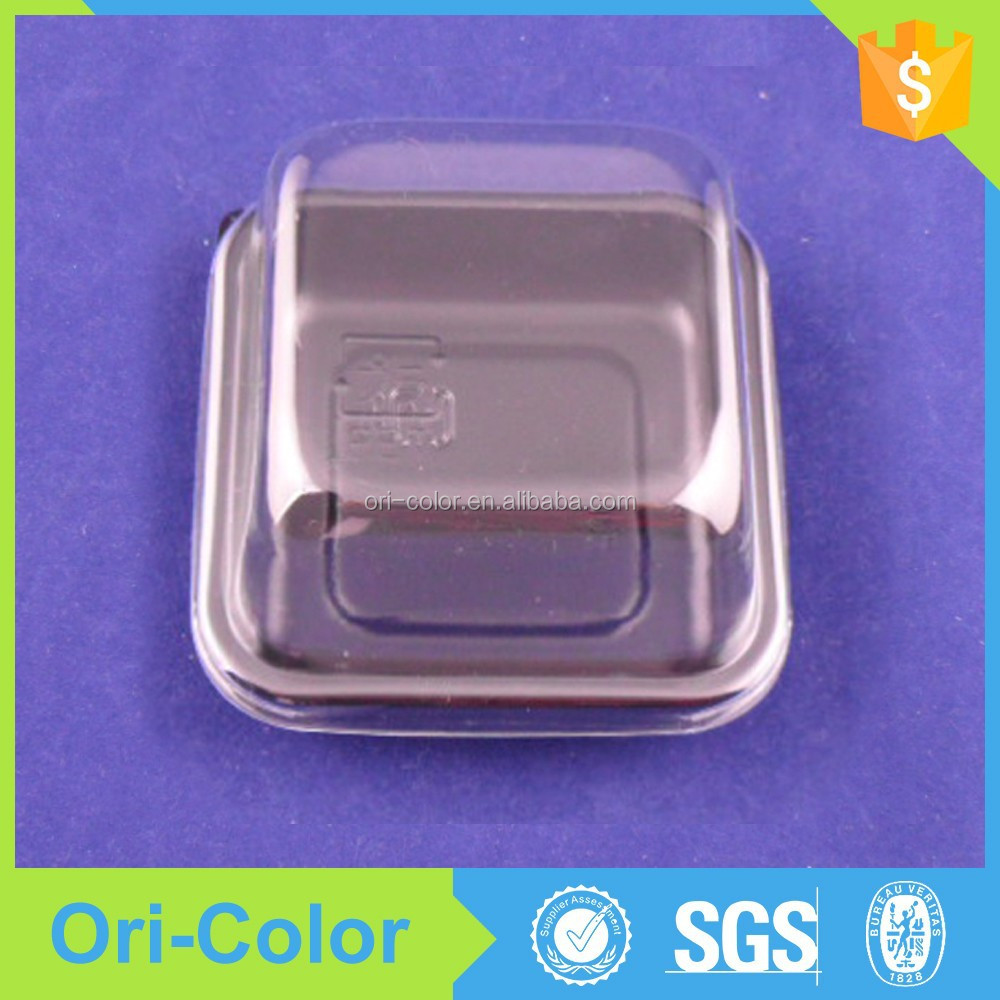 Plastic Packaging Box for Cake and Biscuit