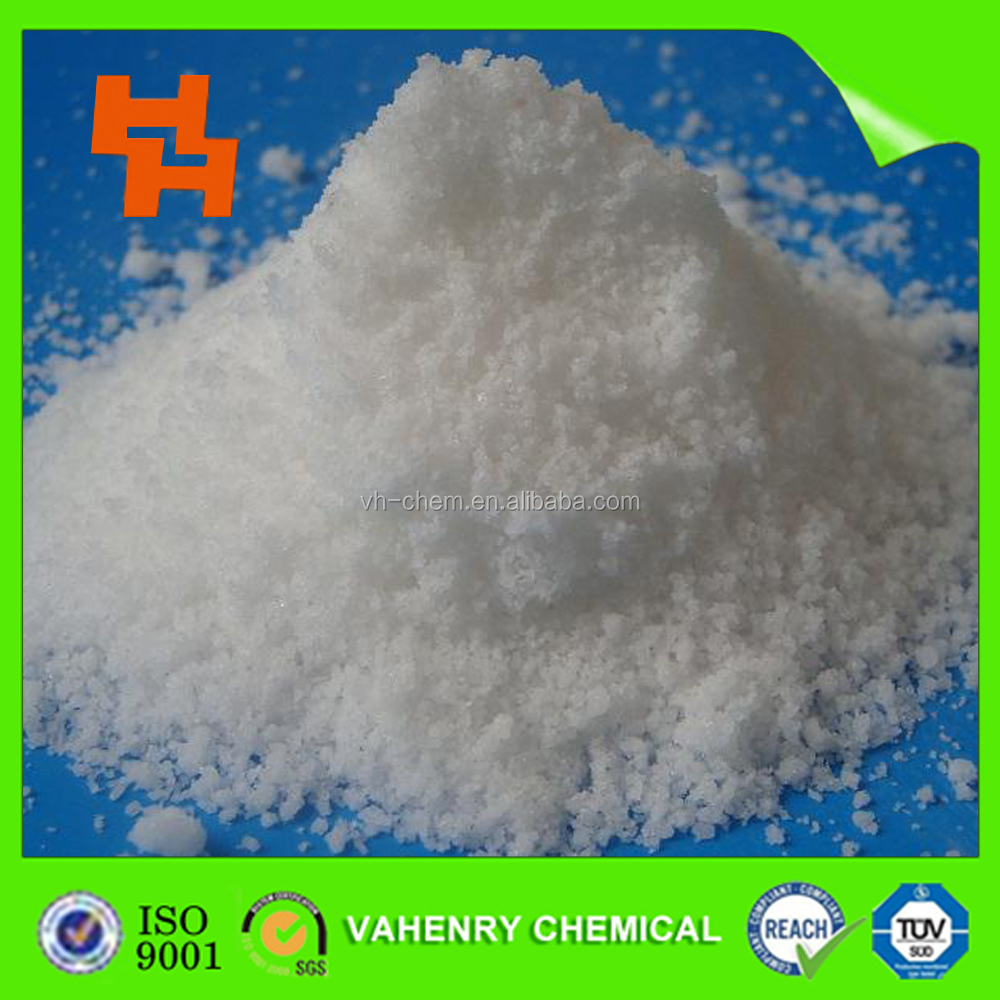 white powder sodium chlorate 99.5% for leather industry