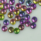 vitrail medium flatback hotfix crystals, hot fix rhinestones for gymnastics garment china