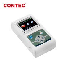 CE FDA Contec TLC5000 24 h holter 12 ช่อง ECG Holter Monitor มือถือ
