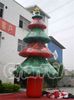 Inflatable Christmas Tree for Festival Decoration