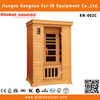 infrared steam shower cabin with double-wall construction