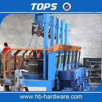 Pulley Fine Wire Drawing Rod Machine with full Automatic Bobbin Made in China