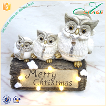 outdoor lighted owl decoration wholesale decoration suppliers alibaba - Outdoor Owl Christmas Decorations