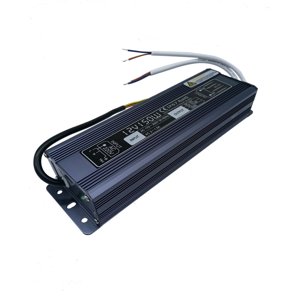 Wholesale IP67 Waterproof Led Switching Power <strong>Supply</strong> 12V 24V 100w 200w 300w LED Driver
