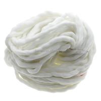 2017 wholesaler ball yarn hand knitting noodle yarn to usa