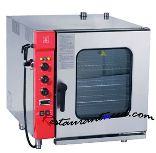 10 Trays Electric Combi Oven Steamer