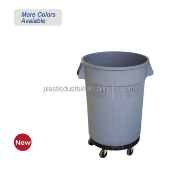 120 Liter Bin With Wheels/indoor Trash Can/container With Lid - Buy ...
