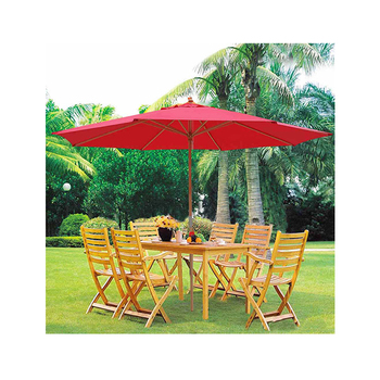 Umbrella Type Wood Pole Material Patio Umbrella Buy Patio Umbrella
