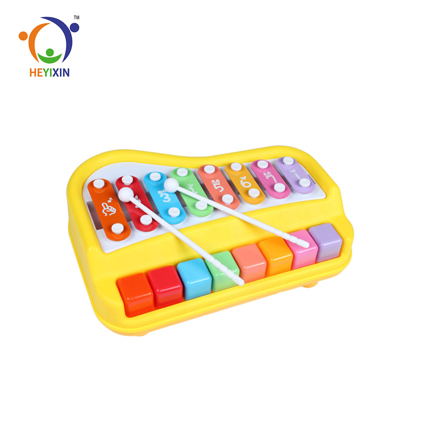 most popular baby musical instruments music toy xylophone with piano