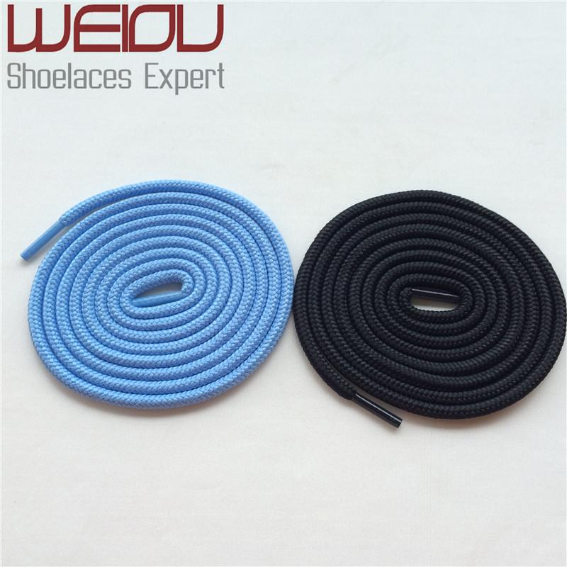 Weiou Athletic Shoelaces Extra Wide Shoe Laces Fat Shoelaces ...