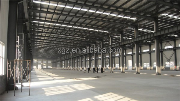 professional economic steel structure manufacturer