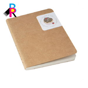 Custom Wholesale Pocket Exercise Note Book A5 Notebook Printing