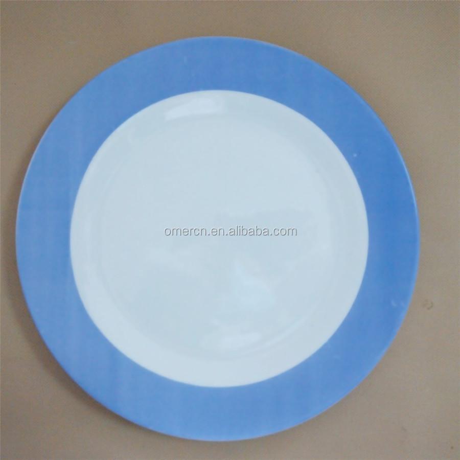 Cheap Hotel Used Dinner Plates Wholesale Cheap Ceramic Dinner Plates Full Dec