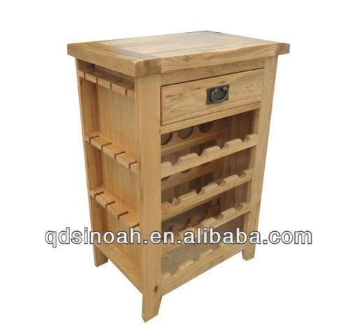 Rustieke stijl houten wijnkast woonkamer vitrine yk wc houten kasten product id 906681459 dutch - Rustieke wc ...