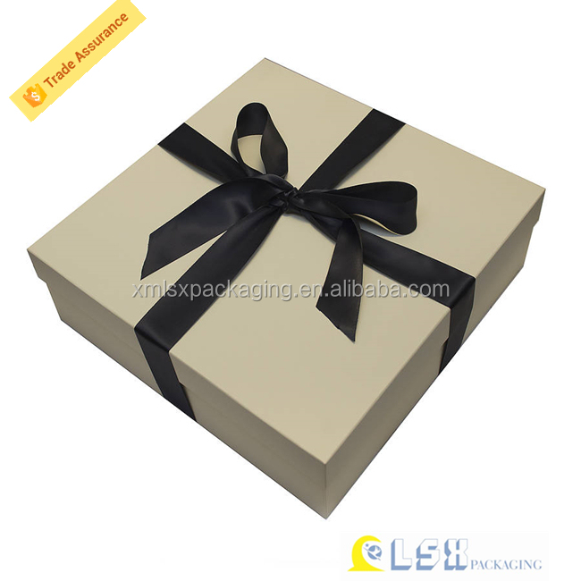 EVA Foam insert Fancy paper Printing Paper Gift Box for festival