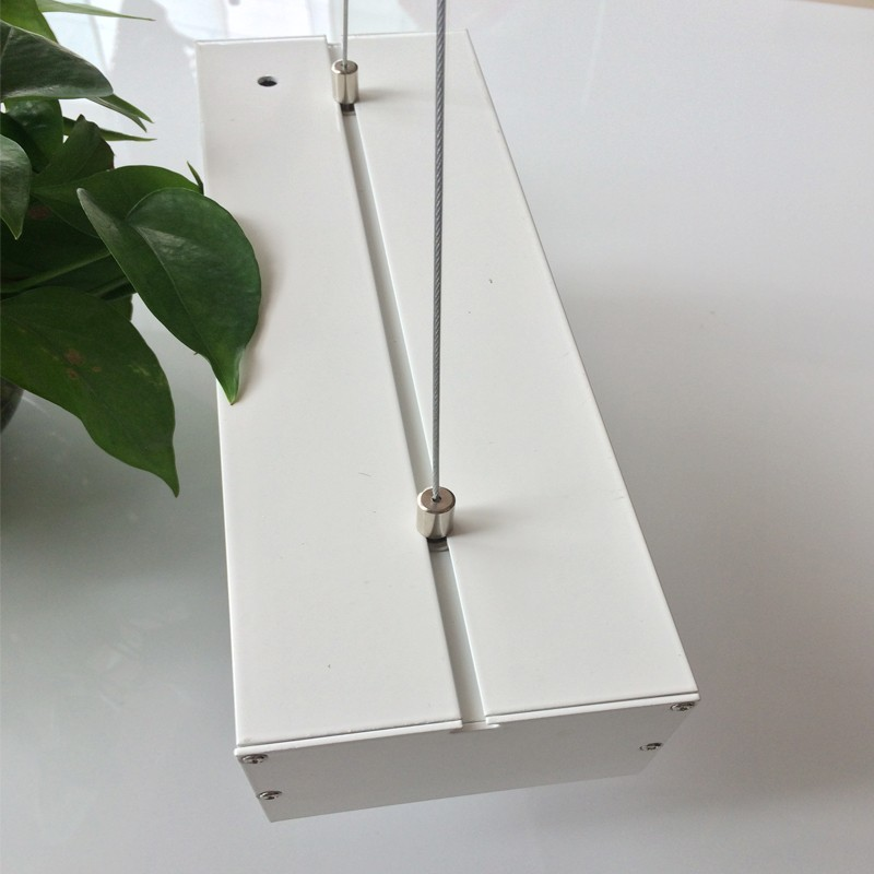 2016 Architectural Linear Suspended Light Fixture For Led Pendant ...