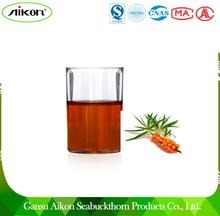 100% pure seabuckthorn seed oil