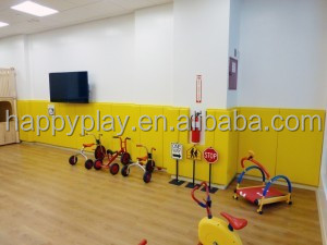 Elegant Custom Wall Padding For Gym,Wall Pads For School, Wall Protection