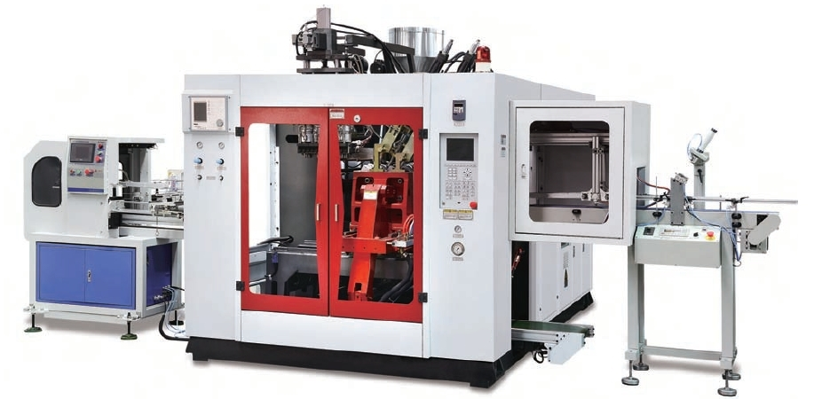 MP70FS IML <a href=/en/Extrusion-Blow-Molding-Machine.html target='_blank'>Extrusion blow molding machine</a>