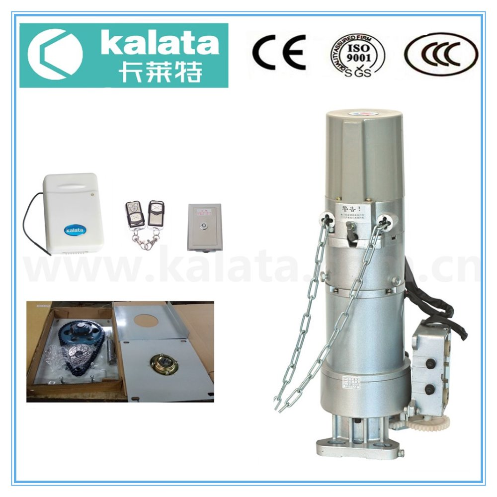 Kalata M800D-E rolling up motor electric gear motor for open doors