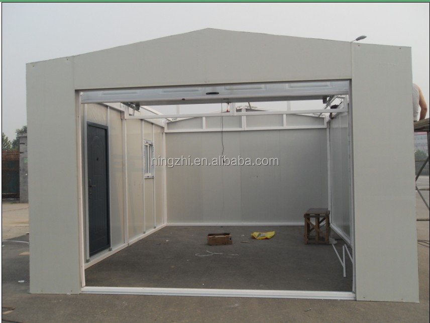 Insulated Metal Garage Warehouse