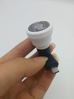 karve Mini Portable USB Electric mini Shaver Razor for Interface Android Cellphones