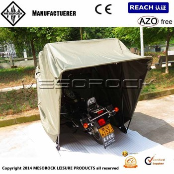 Motorbike bike motorcycle tent trailer tourer shed cover storage garage barn buy bike barn - Motorcycle foldable garage tent cover ...