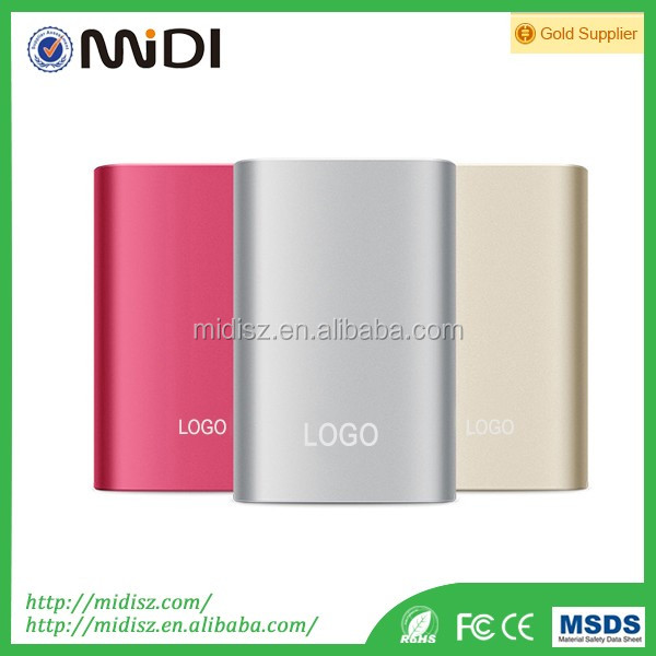 2017 Newest portable power bank 7800 mah with two USB out put leading ShenZhen manufacturers&exporters&suppliers