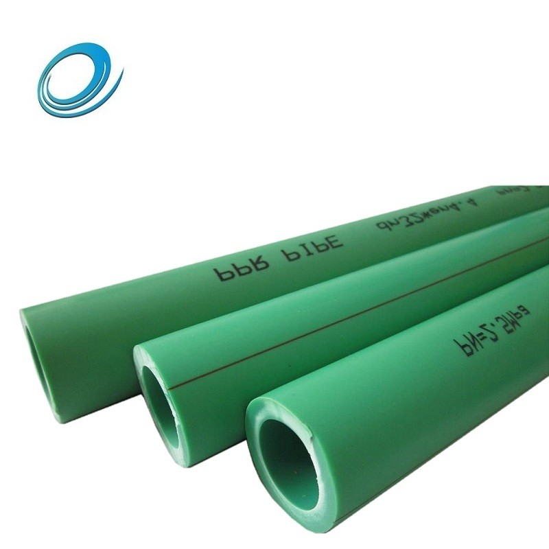 Heating system use ppr water supply pipes full form price list